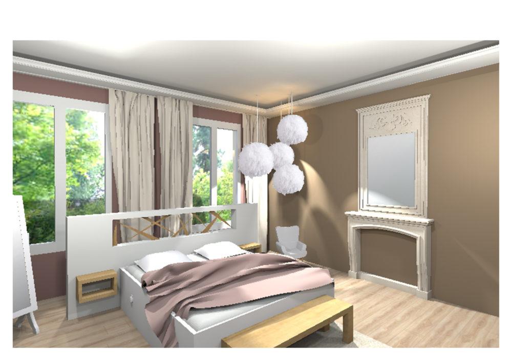 Rénovation intérieur 3D Auchel Hauts de France