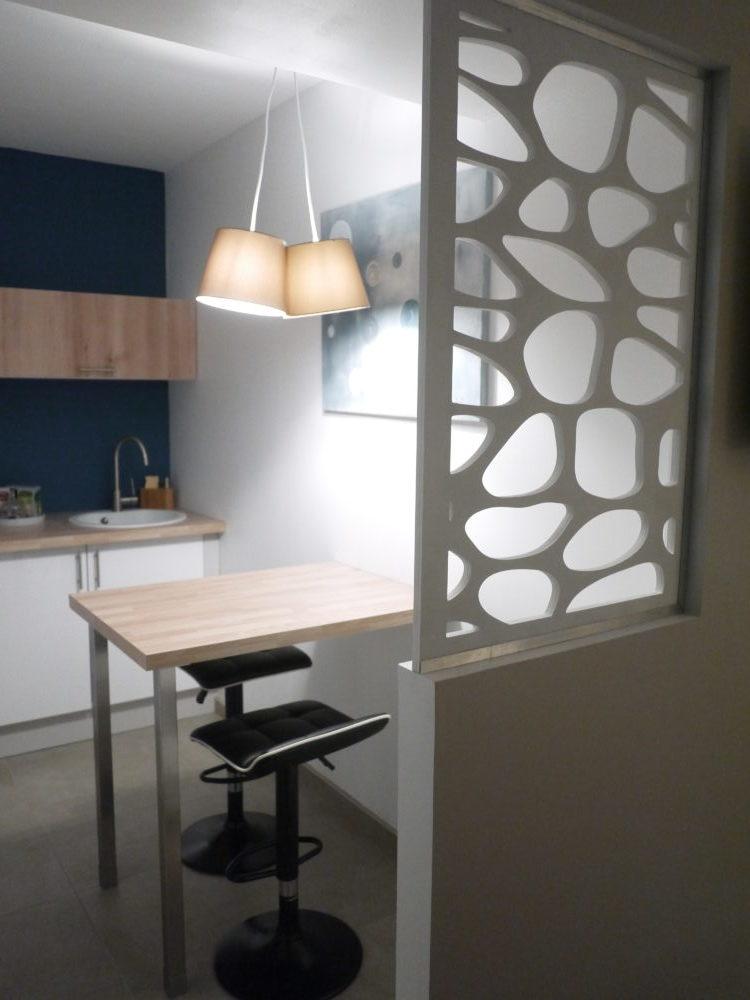 Agencement & décoration intérieur chambre d'hôtes 3D Calais Boulogne-sur-mer
