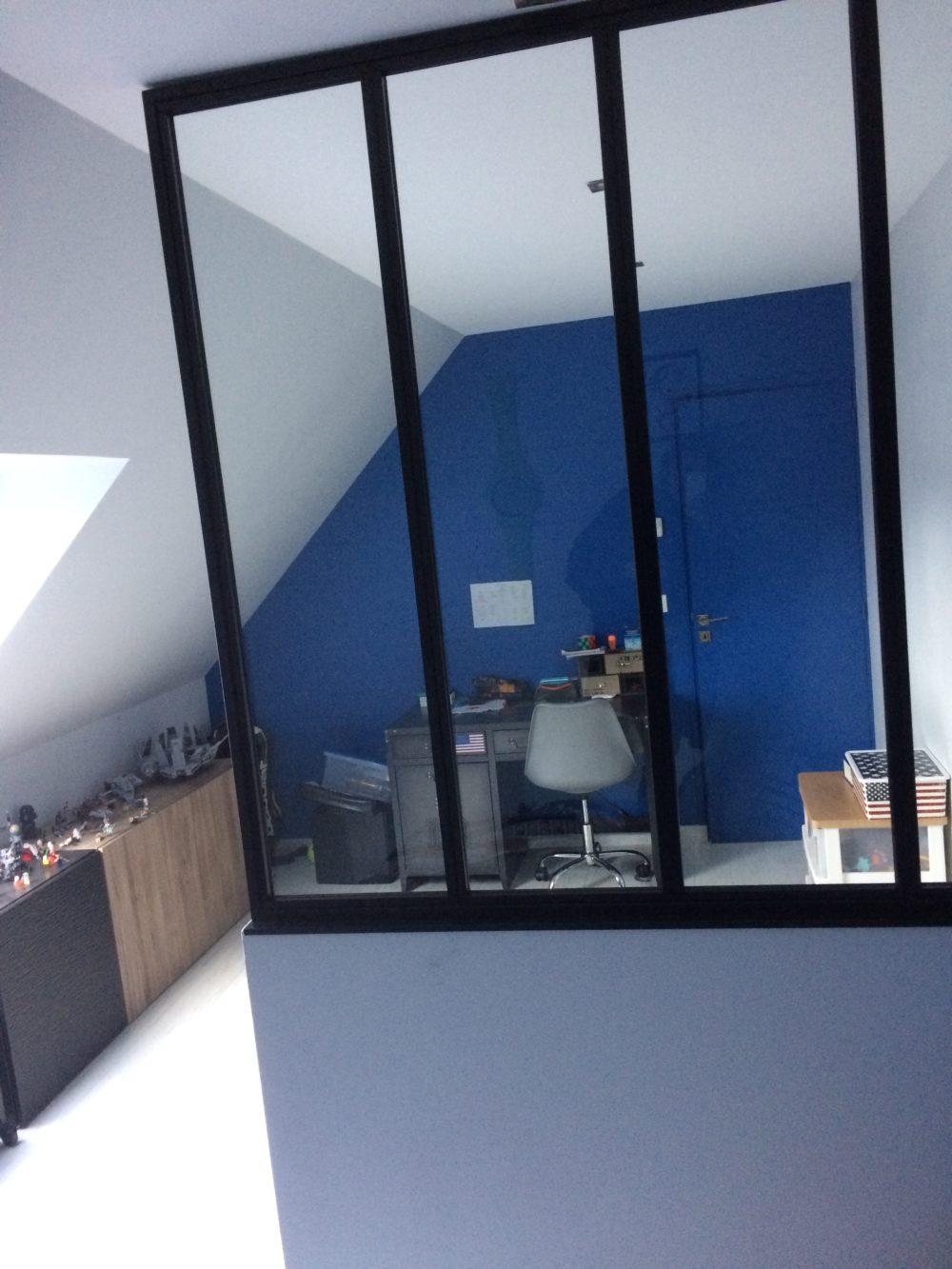 Architecte D Intérieur Boulogne Sur Mer décoration d'intérieur chambre d'adolescent style industriel