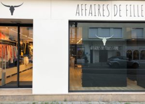 Agencement magasin Boulogne sur mer
