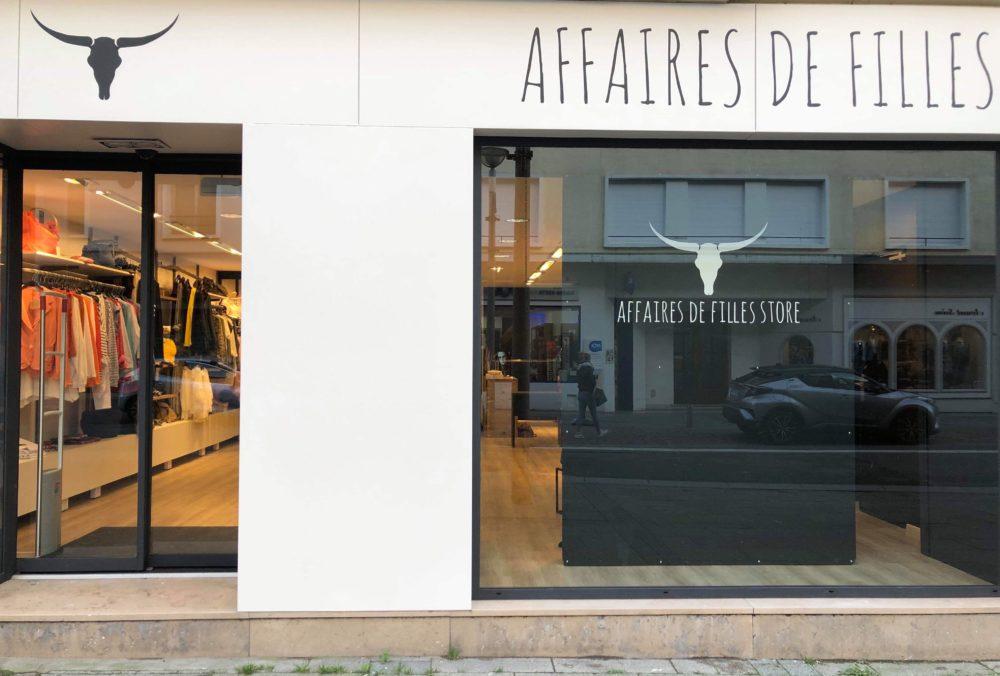 Agencement magasin Boulogne sur mer