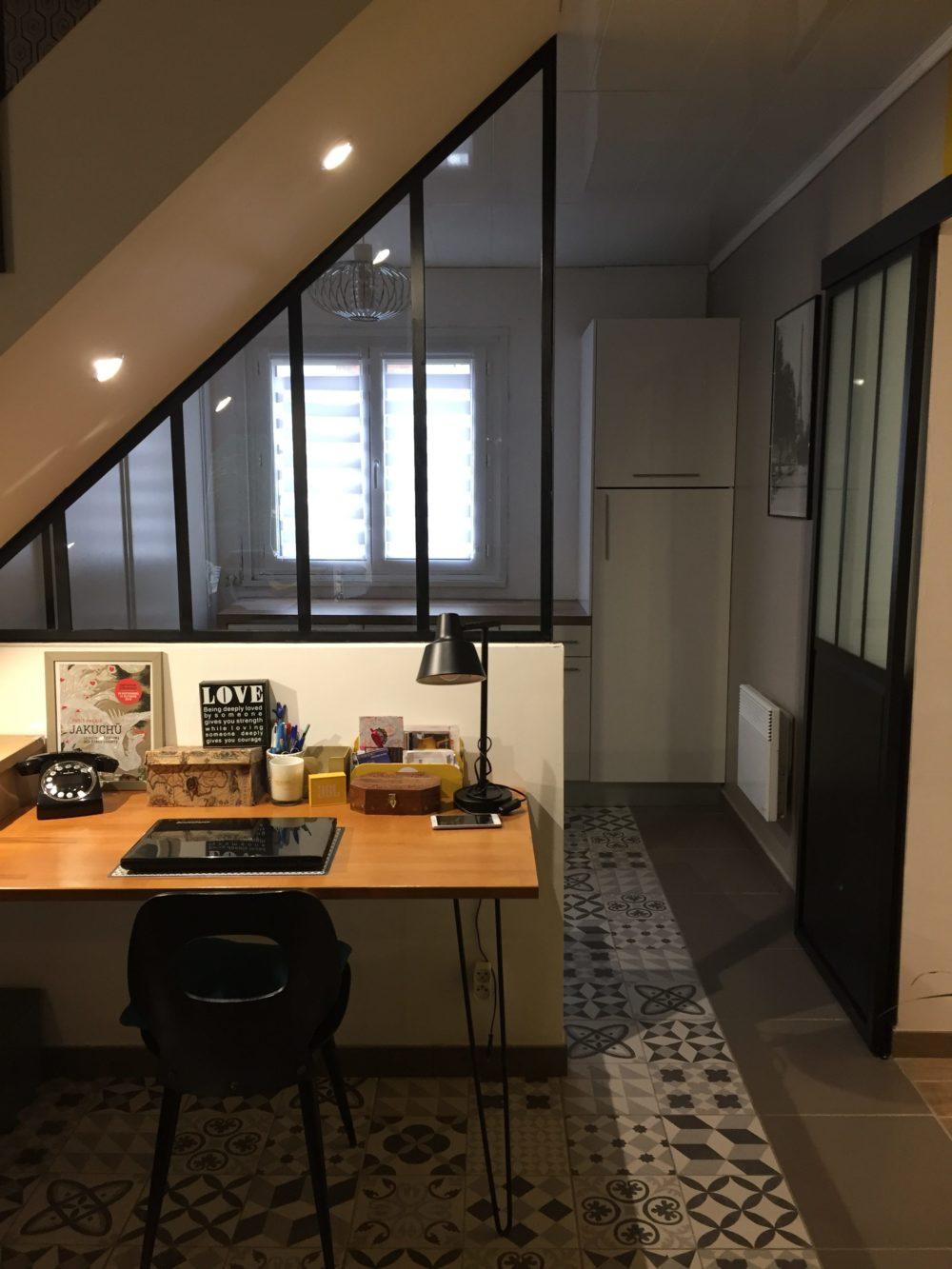 Aménagement maison Boulogne-sur-mer Longfossé
