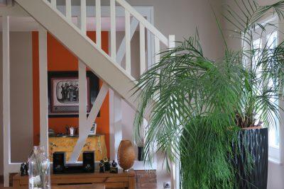 Décoration intérieur d'une maison d'un salon d'une salle à manger Wailly Beaucamp Montreuil Le touquet