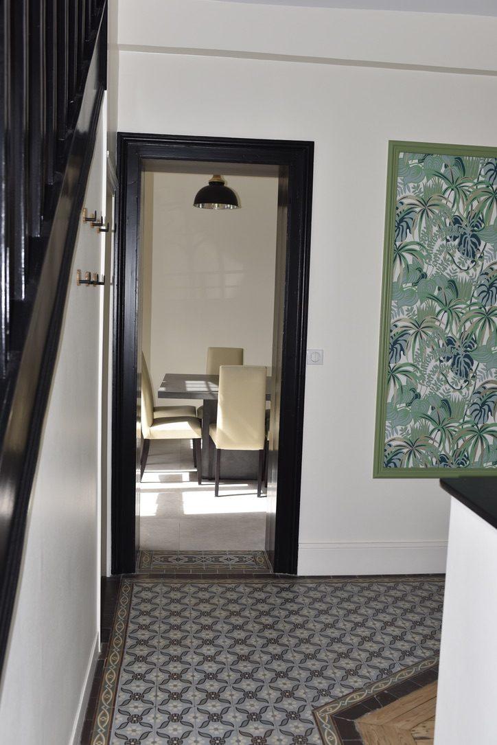 Architecture d'intérieur et décoration intérieur wimereux